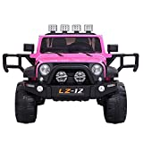 Best Kids Electric Cars - VALUE BOX Safety 12V Battery Electric Remote Control Review