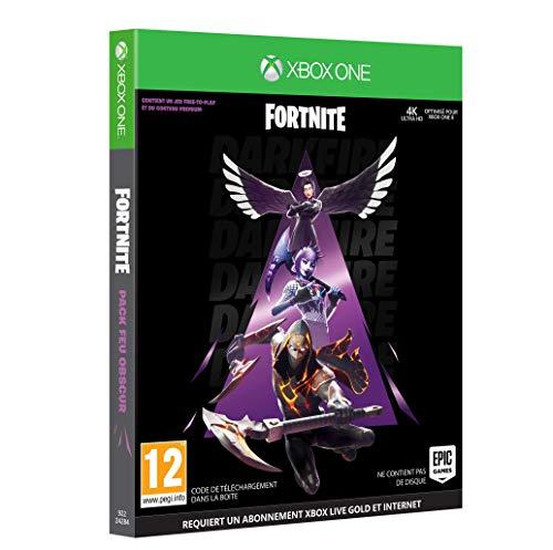 Fortnite : Pack Feu Obscur pour Xbox One [Importación francesa]