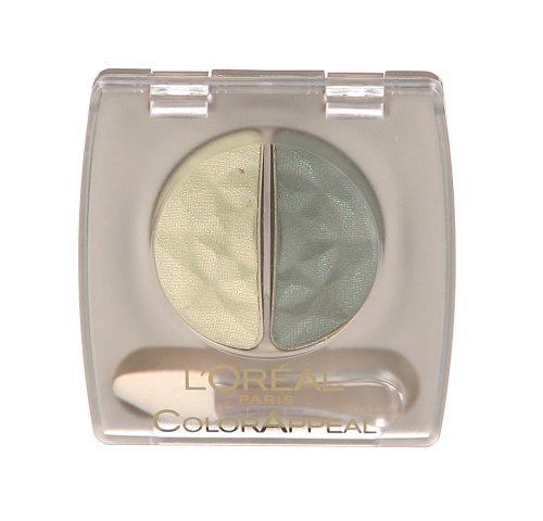 duo ombres a paupieres coloris 202: duo de vert