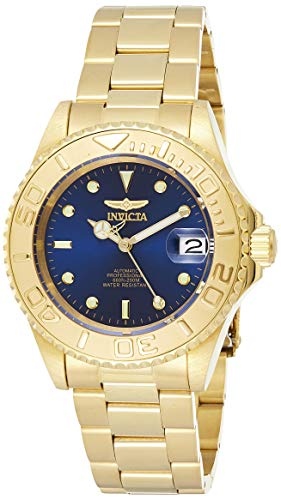 Invicta 26997 Pro Diver Reloj Unisex acero inoxidable Automático Esfera azul