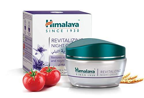 Crème de nuit revitalisante Himalaya Herbals 50 g