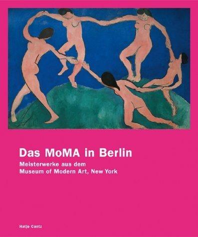 Das MoMA in Berlin von John Elderfield (2004) Gebundene Ausgabe
