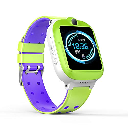 Voice Chat Klok Emergency Call Waterdicht Face Unlock 4G Smart Horloge Kid Smartwatches Baby Voor Boy Girl Gift