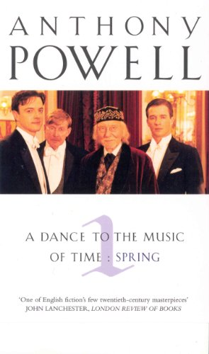 Dance To The Music Of Time Volume 1 (English Edition)