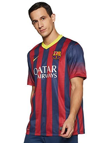 F.C. Barcelona Nike Camiseta de fútbol, 2013-14, Talla XL