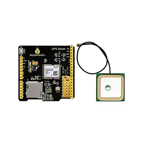 KEYESTUDIO GPS Module NEO-6M ICSP with Antenna for Arduino Kit