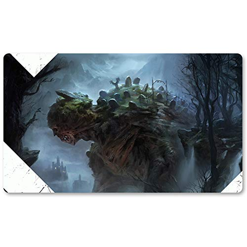 Soul of Innistrad - Board Game MTG Playmat Table Mat Games Size 60X35 cm Mousepad Play Mat for Yugioh Pokemon Magic The Gathering