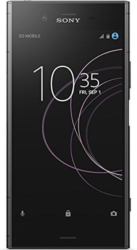 Sony Xperia XZ1 4G 64GB Black - smartphones (13.2 cm (5.2'), 64 GB, 19 MP, Android, 8, Black)