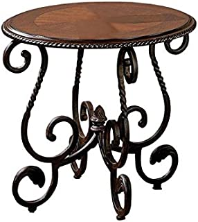 BOWERY HILL Cherry End Table