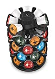 Everie Coffee Pod Storage Carousel Holder Organizer Compatible with 40 Keurig K-Cup Pods