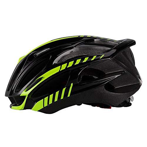 SFBBBO fahrradhelm Adult Bike Helmet Leichter Airflow Fahrradhelm für Rennradfahrer und Mountainbiker LightGreen