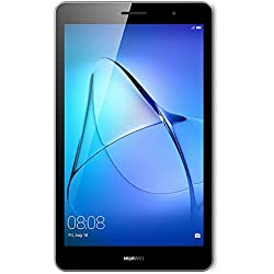 Huawei Mediapad T3 8 LTE Tablet, Display da 8´´, Qualcomm MSM8917, RAM 2 GB, 16 GB Memoria Interna, Grigio