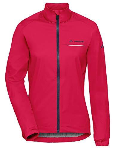 VAUDE Damen Jacke Women's Strone Jacket, Cranberry, 44, 40803