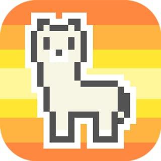 Alpaca VS Llama - Retro Wild animal World Battle Champions