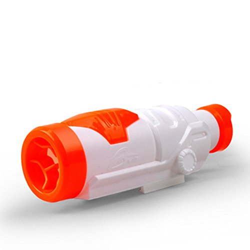 Ronshin Visor Mira para Juguete Nerf Gun Modulo Targeting Targeting Mira y actualiza el silenciador Accesorio