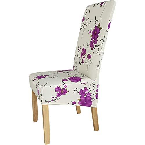gzadq Weihnachten Erhöhte Elastische Esszimmer Stuhl Set Schräg Ultra-weichen Pullover Stuhl Abdeckung. Erhöhen Sie die schräge Stuhlabdeckung. Vito Sling.