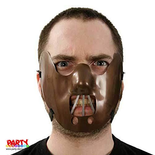 PARTY DISCOUNT ® Maske Beißer