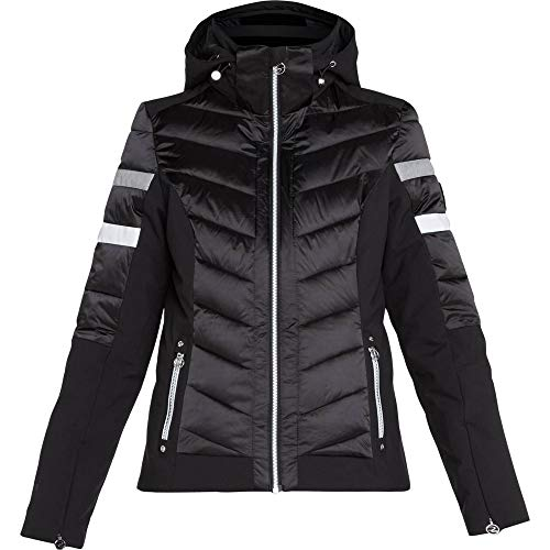 McKINLEY Damen Danika Jacke, Black Night, 50