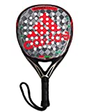 All for Padel Adipower Soft 2.0 Pala de pádel, Adultos Unisex, Red, Talla Única