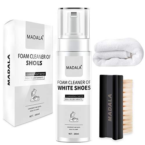 Madala Shoe Cleaner Kit, 7 Oz Sneaker Cleaner, Shoe Cleaning Kit, Shoe...