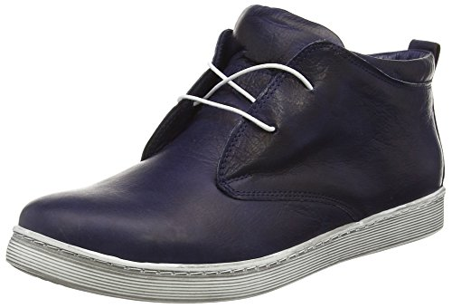 Andrea Conti Damen 0341522 High-Top, Blau (dunkelblau 017), 39 EU