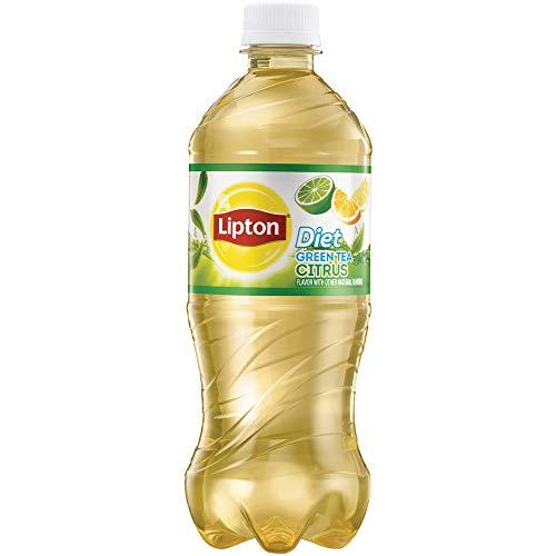 Lipton Diet Ice Tea, Diet Green Tea with Citrus, 20 Fl Oz