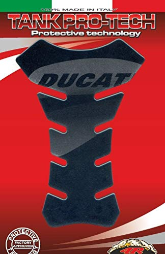 DUCATI MOTORCYCLE TANK PROTECTOR PAD MADE IN ITALY DARK MONSTER,DIAVEL,XDIAVEL,748916996998,749999,84810981198,PANIGALE,STREETFIGHTER,HYPERMOTARD,MULTISTRADA,SUPERSPORT,SPORT CLASSIC,GT1000,SCRAMBLER