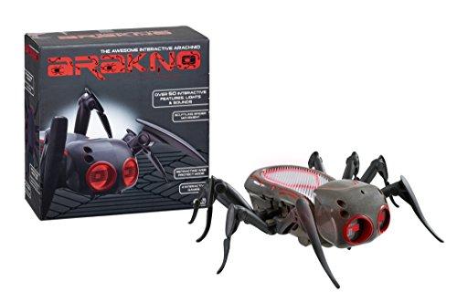 Nocto 61710 Arakno, die Großartige Interaktives Spielzeug, Arachnid