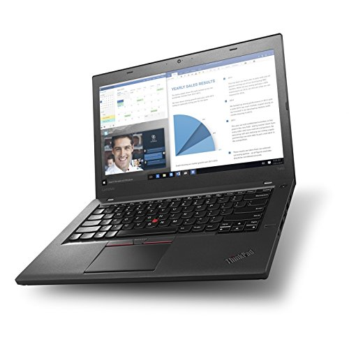 Lenovo ThinkPad T460-16GB - 512GB SSD