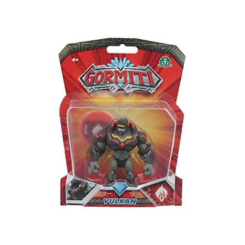 Gormiti–8cm Fully Articulated Figures, Multicoloured - Assorted models