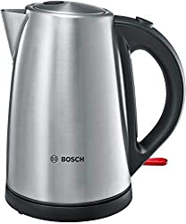 1.7 litre – make up to 7 cups of tea or coffee 3000 Watt power output - Rapid boil for hot water in a hurry 360 degree connection for left or right handed use Boil dry protection to stop damage to the kettle