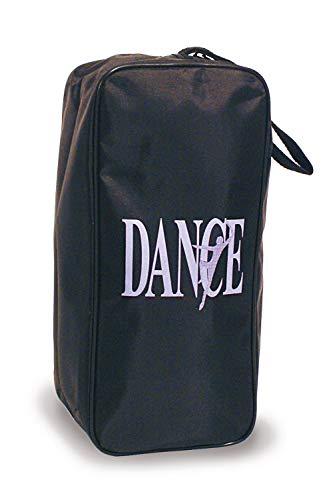 Roch Valley Kinder Shoe Bag Schuhtasche, Schwarz, Einheitsgröße