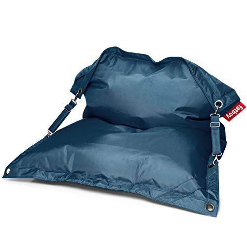 Fatboy Pouf, Polyester, Bleu, 60 x 60 x 110 cm