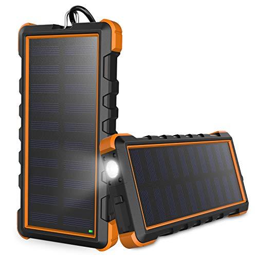 20000mAh Power Bank a  carica solare