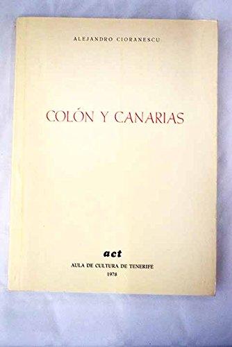 Colón y Canarias