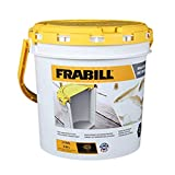 Frabill 4822 Insulated Bait Bucket, One Size, Multi