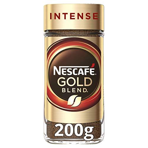 Nescaf? Gold Intense Instant Coffee Jar, 200g