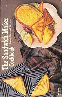 The Sandwich Maker Cookbook (Nitty Gritty Cookbooks)