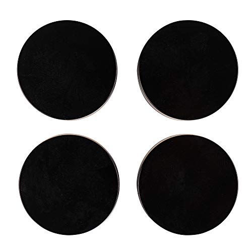 "Isolate It: Sorbothane Vibration Isolation Circular Disc Pad .5"" Thick x 2.25"" Dia. 70 Duro - 4 Pack"