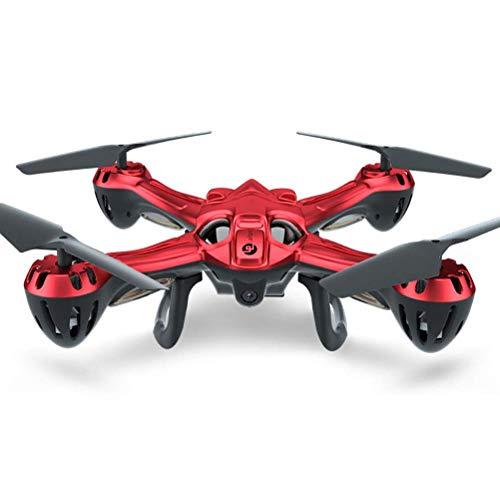 MEETGG Drohne mit Kamera HD 1080P WiFi FPV Live Ü bertragung, App Ferngesteuerte RC Quadrocopter,2.4GHz 6-Axis 4 Kanal,Hö he-Halten,3D Flip,Flugbahn Flug fü r Anfä nger
