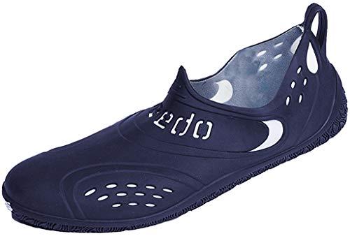 Speedo Zanpa, Herren Aqua Schuhe, Blau (Navy/Weiss 5332), 44.5 EU (10 UK)