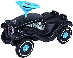 BIG – Bobby Car Classic Sansibar – barnfordon med klistermärken för pojkar och flickor, tål belastning upp till 50 kg,...