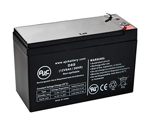 Batterie Razor E200S 13112730 12V 8Ah Scooter - Ce Produit est Un Article de Remplacement de la Marque AJC®