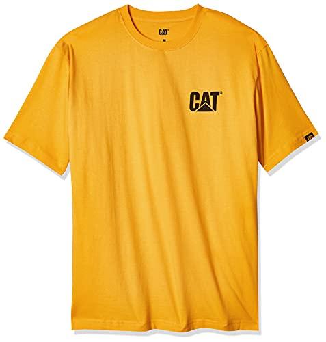 Caterpillar Men's Trademark T-Shirt ✅
