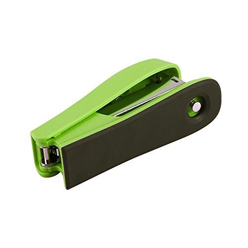 Comix B3027 Fashionable Stapler 20 Sheets Capacity (Green) Photo #2