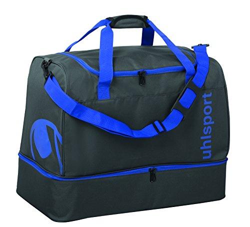 UHL Essential 2.0 Players Sporttasche, 45 cm, 50 liters, Mehrfarbig (Anthracita/Azul)