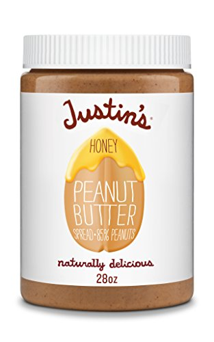 Justin's Nut Butter Honey Peanut Butter, 28 Ounce (Pack of 1)