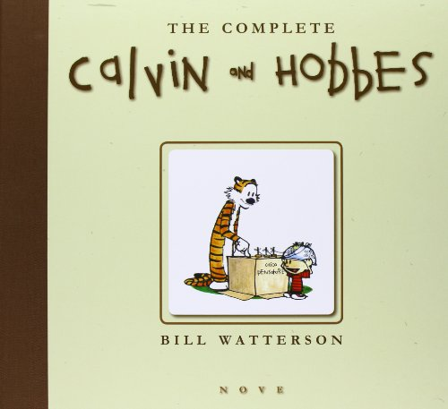 The complete Calvin & Hobbes