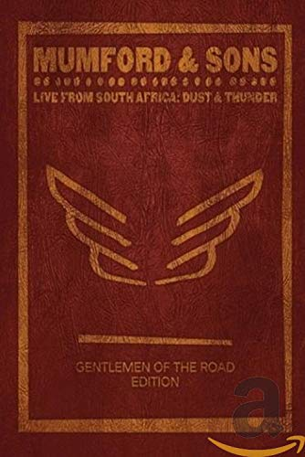 Live In South Africa Dust And Thunder (2Dvd+Cd)