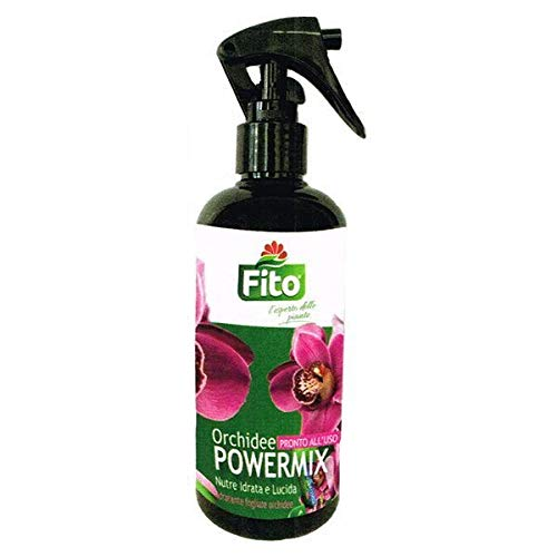 Fito X301002 Power Spray Orchidee, Verde, 5.7x5.7x19.0 cm